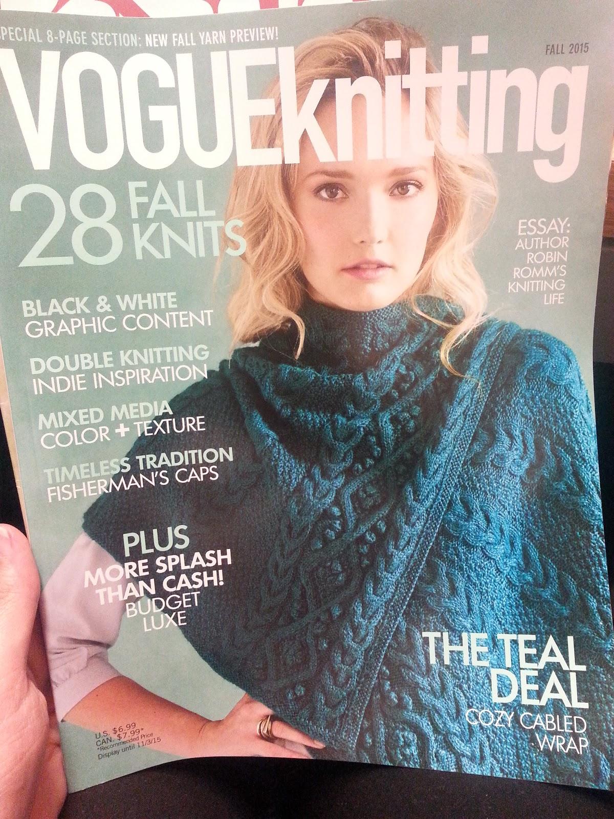 Knitting Magazine Cover : Knitting tangled yarns tangledmania fall