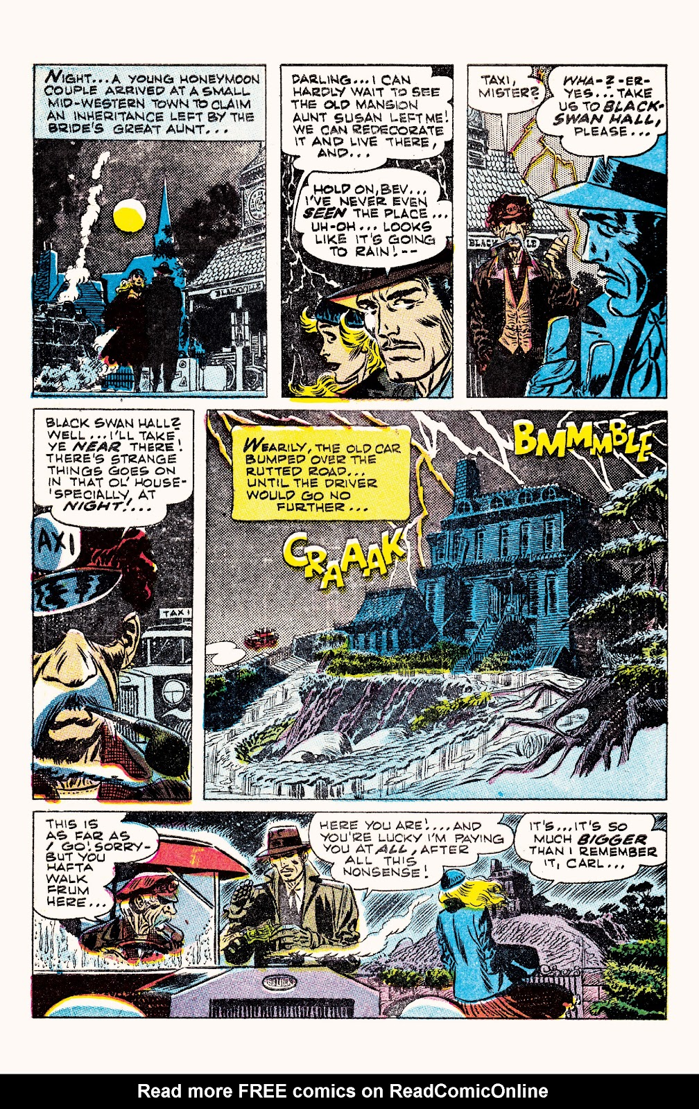 Haunted Horror Issue #26 #26 - English 17