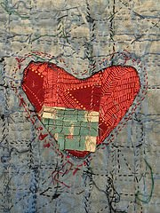 The Hearts for Charleston Quilt Project