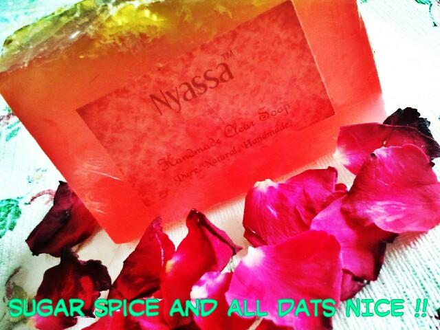 Nyassa handmade luxury soap