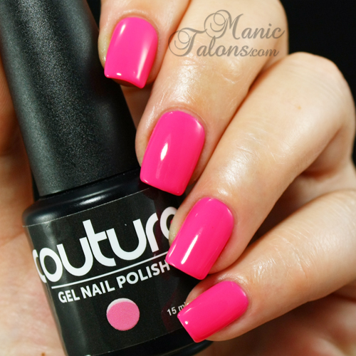 Couture Gel Polish Fashionista Swatch
