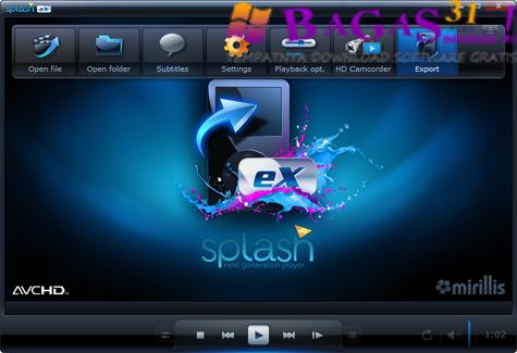 Splash PRO EX Player 1.13.0 Full Crack 2