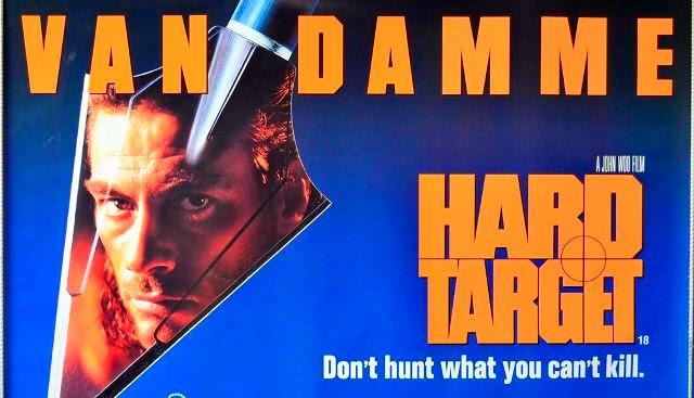 Hard Target, película