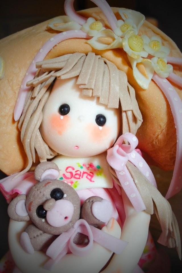 Bambole di mais orsacchiotto