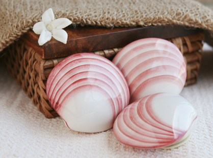 Lava Shell Massage - The latest massage craze that you NEED to try! ♡