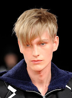 Medium Short Cool mens Hairstyle