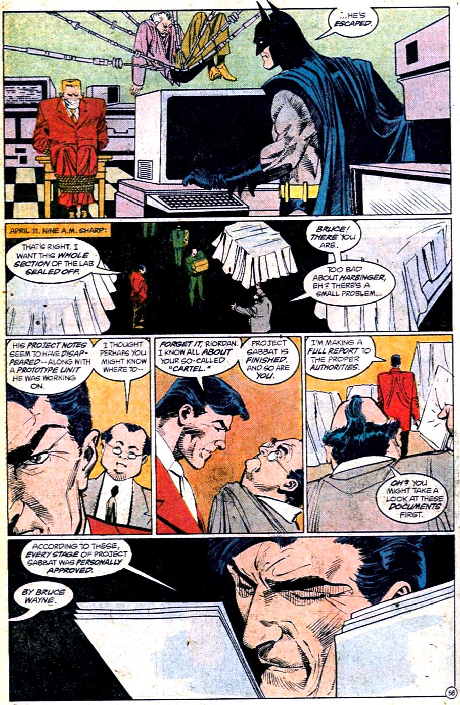 Detective Comics (1937) Issue #598 Page 59