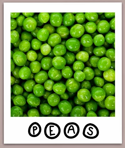 Peas: Fruit / Vegetable of the Month
