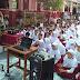 Danramil 0605/Bogor Utara Sosialisasikan Wawasan Kebangsaan, Bela Negara dan Kesadaran Berbangsa Di SDN Cibuluh 1