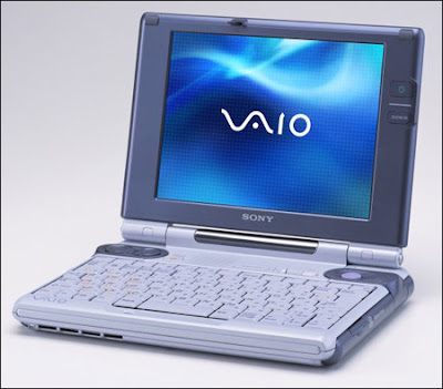 Sony VAIO PCG-U1 Crusoe Ultra Notebook