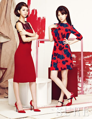 Girl's Day - Sure Magazine August Issue 2013
