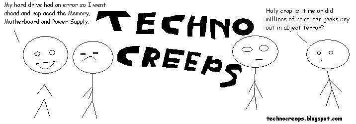 Techno-Creeps