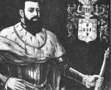 Pero Lopes de Souza - Senhor da Capitania de Santo Amaro - Janeiro de 1532