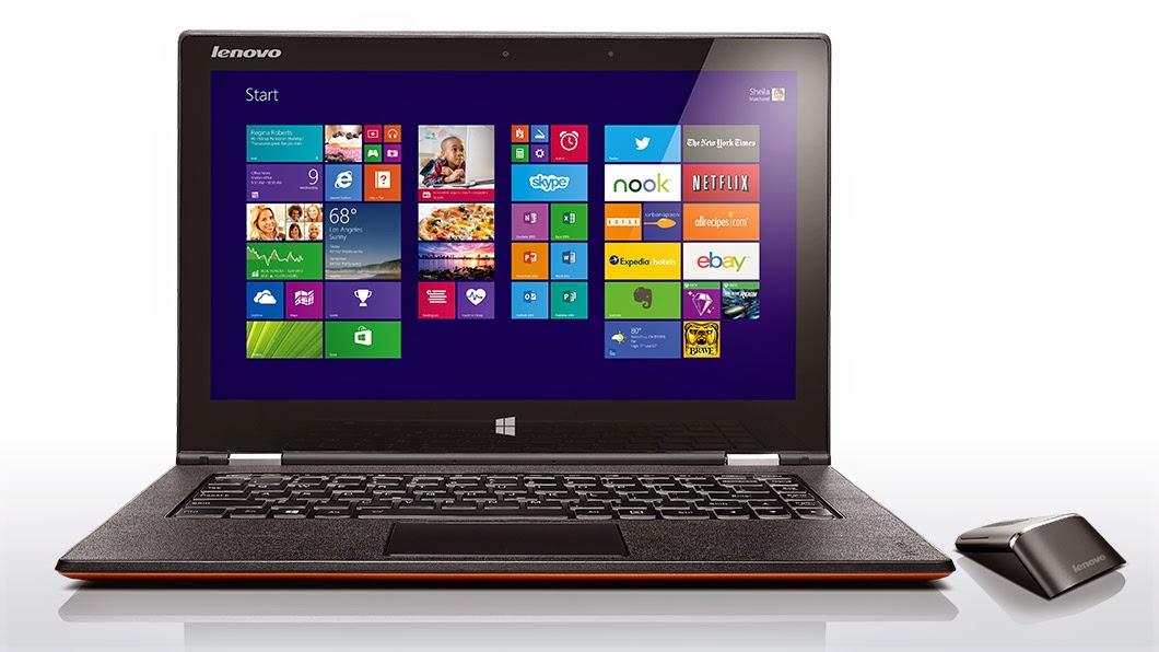 Lenovo Yoga 2 laptop