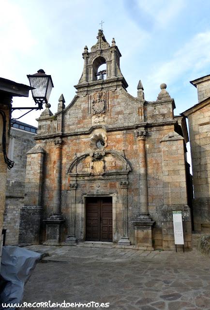 capilla de San Cayetano