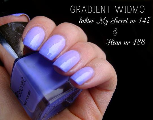 NOTD: Gradient widmo