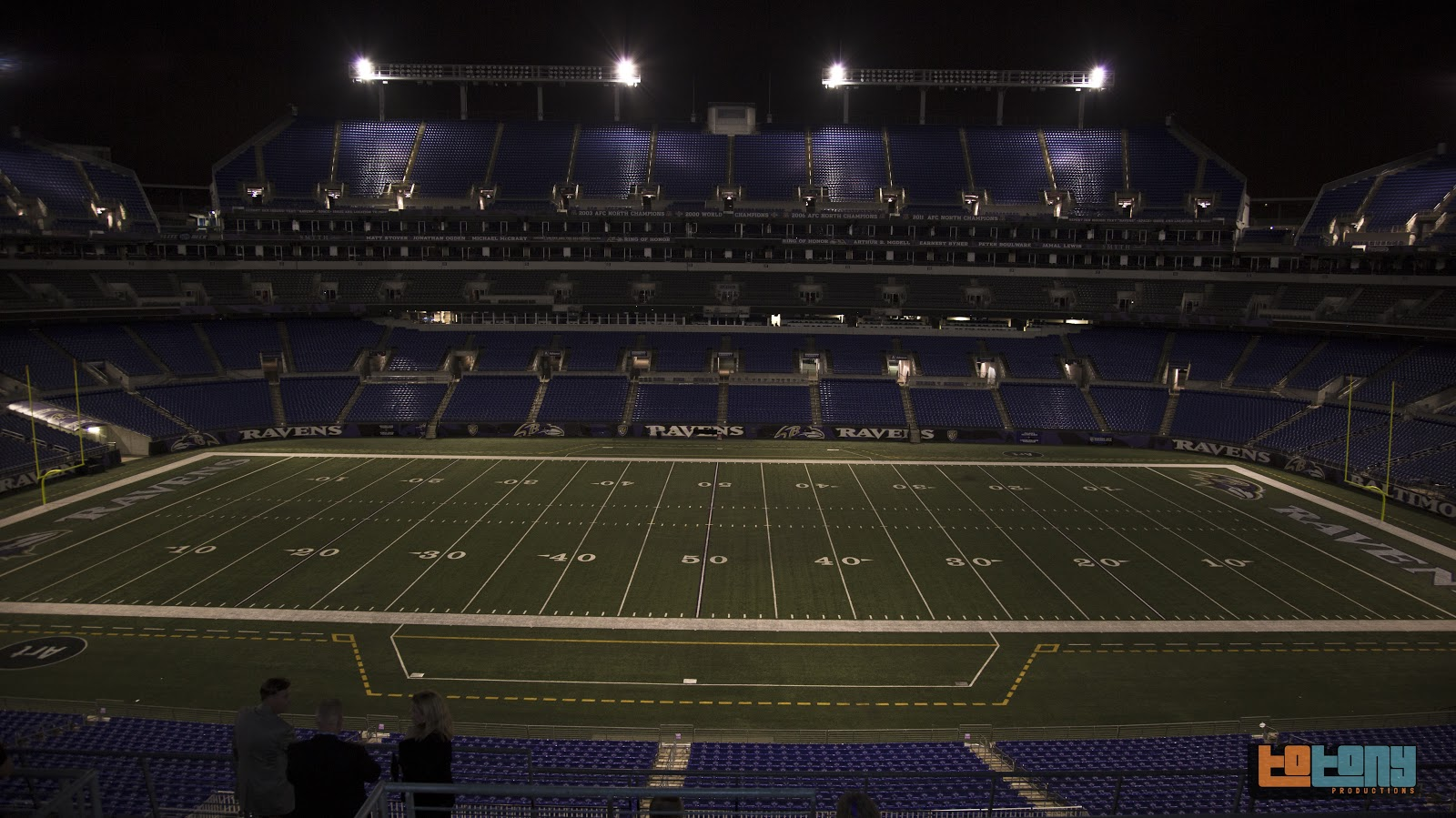 To Tony Productions M And T Bank Stadium