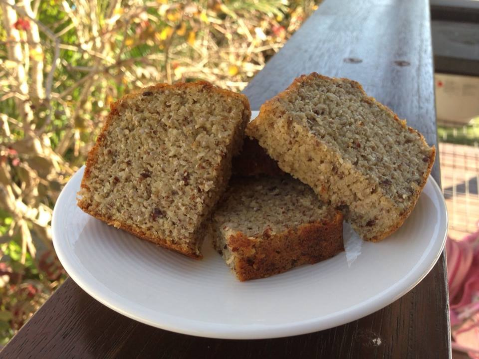 Mums In The Kitchen Banana Cake Gluten Free Dairy Free