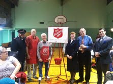 2012 Kettle Campaign Kicked Off Sunday Morning