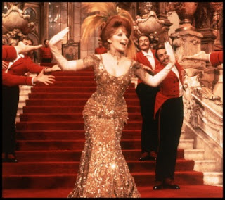 Barbra Streisand en Hello, Dolly!