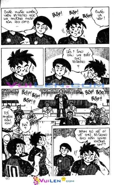 Jindodinho - Đường Dẫn Đến Khung Thành III Tập 29 page 90 Congtruyen24h
