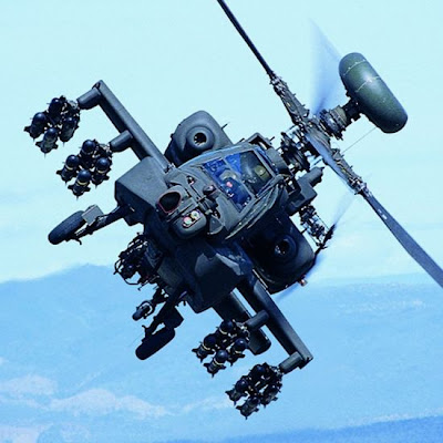 Fighter Helicopters