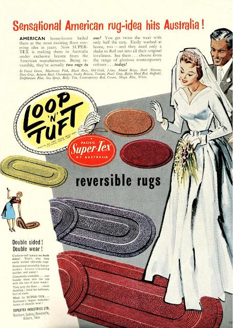 1950s summer bride magazine wedding dress advertisement funny