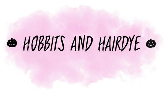 Hobbits & Hairdye