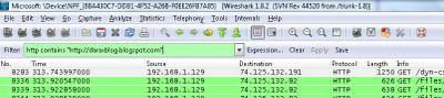 Monitoreando redes con WireShark Captura3