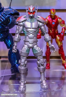 Hasbro 2013 Toy Fair Display Pictures - Iron Man Marvel Legends - Ultron