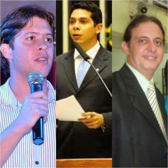"""RETROSPECTIVA 2015: Léo Coutinho, Paulo Marinho Jr e Fábio Gentil """"ESQUENTAM"""" os bastidores da política caxiense!!!"""