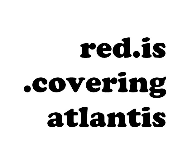 RED.IS.COVERING. ATLANTIS