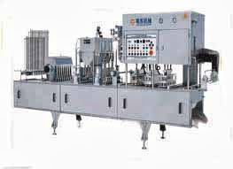 Automatic Cup Sealer 16 Line
