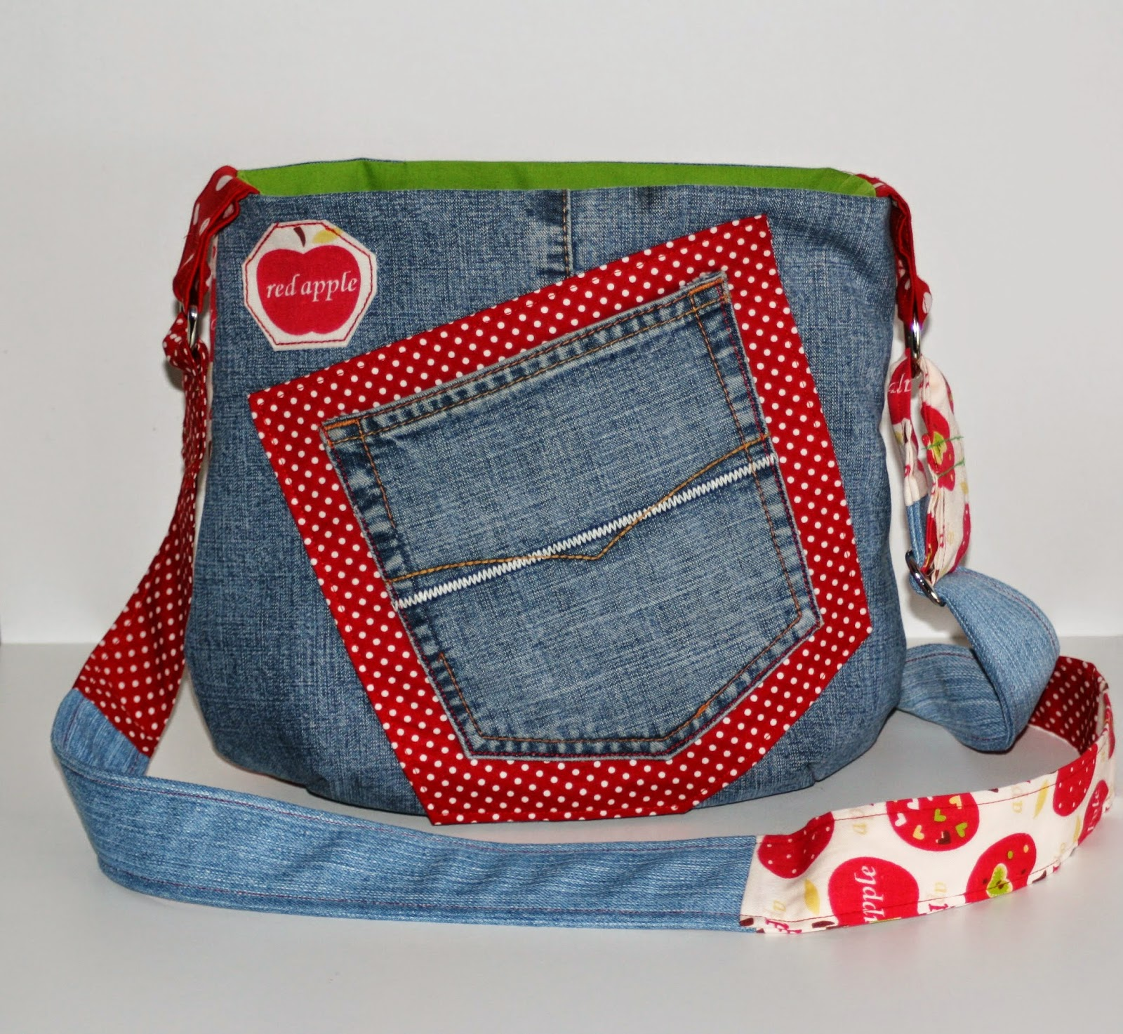 ebook Jeanstasche