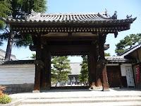 知恩寺の総門
