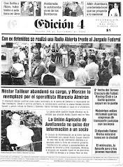 RADIO ABIERTA EN TIEMPOS DEL JUEZ FEDERAL SUBR. DR. PALUD
