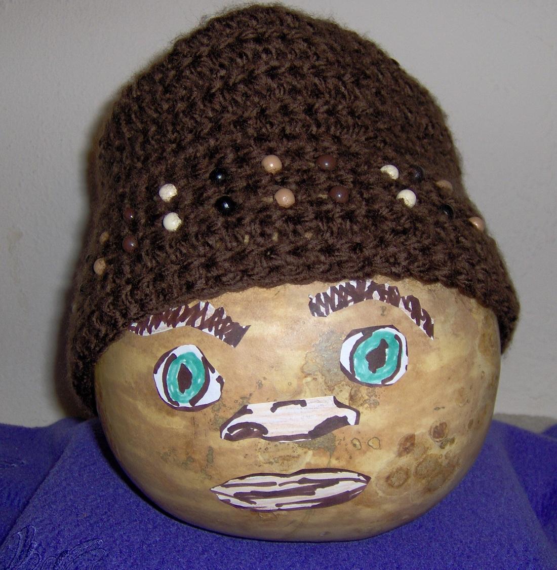 Birdies Crochet and Craft: Kool Guy Hat with Beads