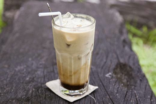 Blended Coffee Drinks