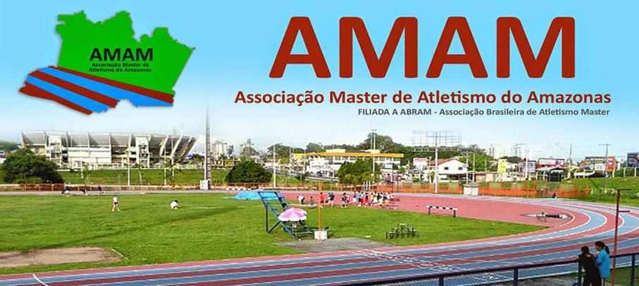 AMAM - Associação Master de Atletismo do Amazonas