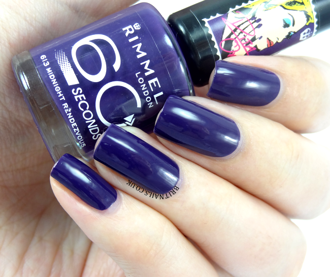 Rimmel Midnight Rendezvous