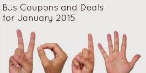 BJs Coupon Matchups for January