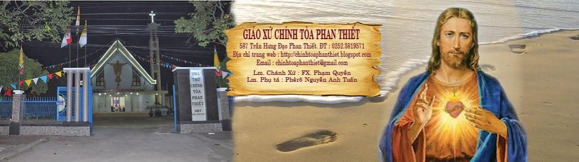 CHÍNH TOÀ PHAN THIẾT