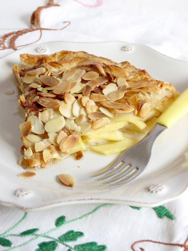 tarte de maçã - receita