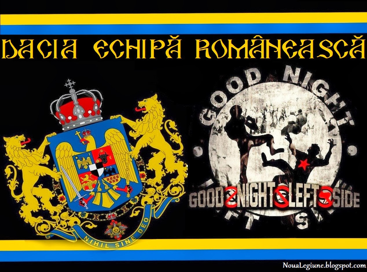 Dacia echipă Românească !