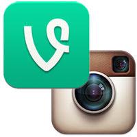 micro vídeos vine instagram