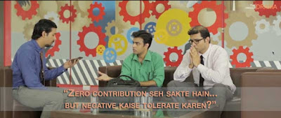 ZERO CONTRIBUTION SEH SAKTE HAIN... BUT NEGATIVE KAISE TOLERATE KAREIN TECHINERS