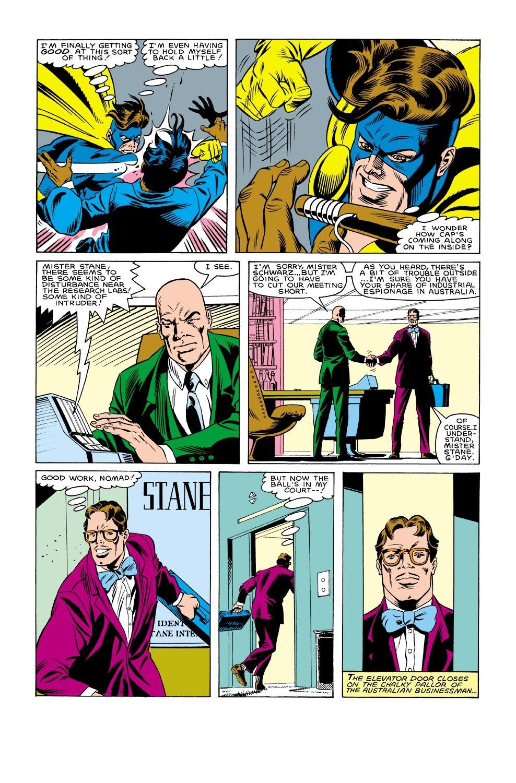 Captain America (1968) Issue #304 #232 - English 16