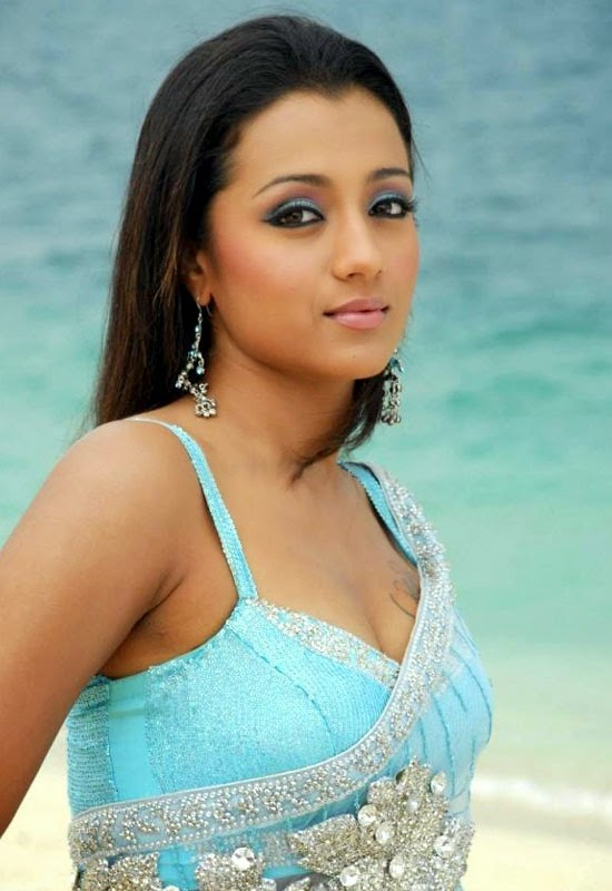 Hot actress Trisha navel