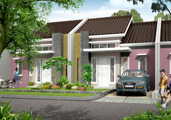 desain rumah minimalis type kecil 1 lt new depot bangunan