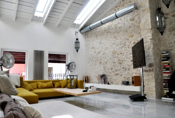 Marzua: Convertir una casa habitada en un showroom interactivo; la ...
